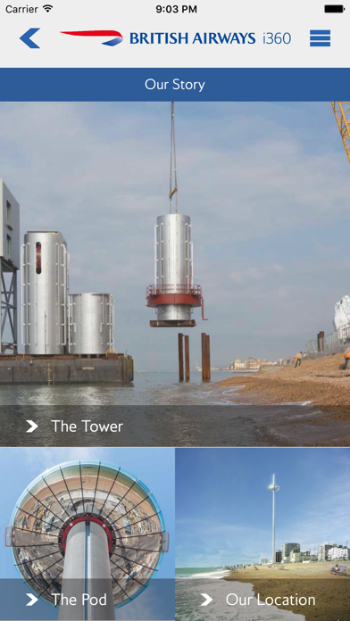 British Airways i360 screenshot two