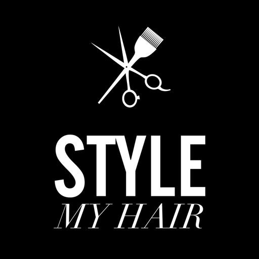 Картинки по запросу Style My Hair: try on & color