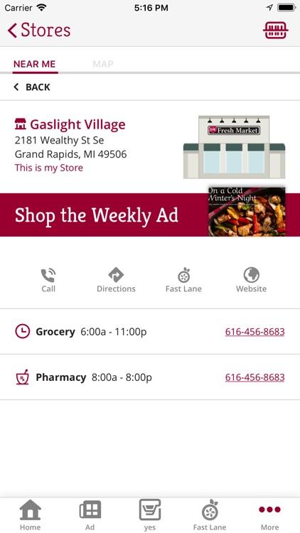 D&W Fresh Market screenshot-4