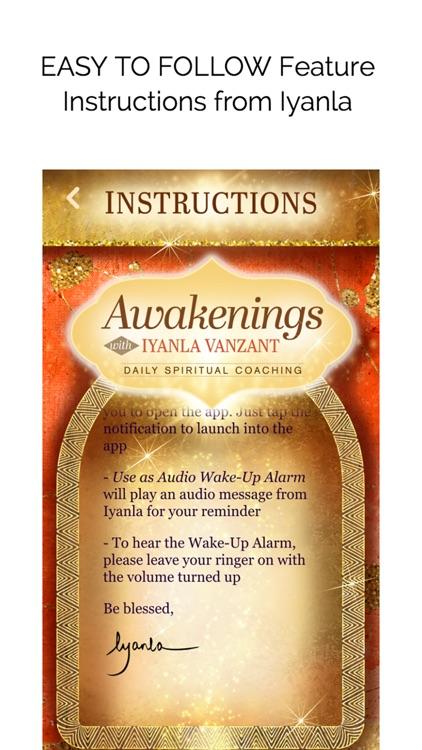 Awakenings with Iyanla Vanzant screenshot-4