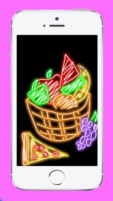 子供のための色の描画のスクリーンショット3