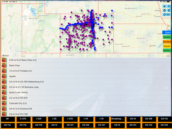 Traffic Cameras Colorado Pro screenshot 8