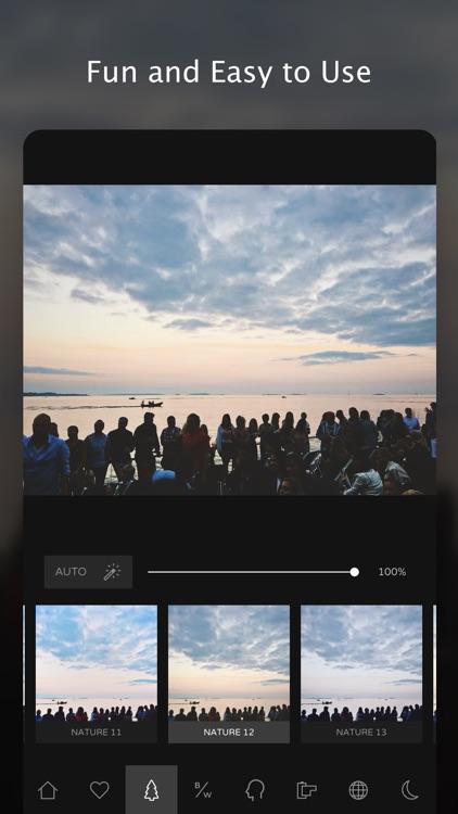 Ultralight - Photo Editor screenshot-5