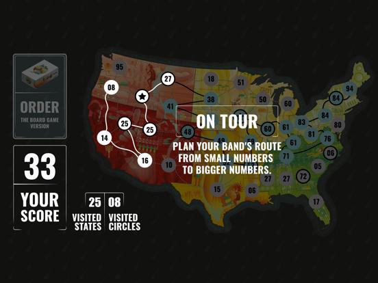 On Tour Board Gameのおすすめ画像1