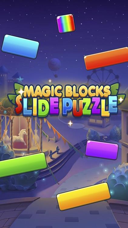 Magic Blocks: Slide Puzzle