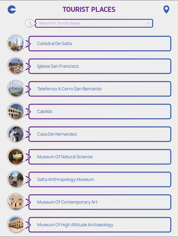 Salta Tourism Guide screenshot 8