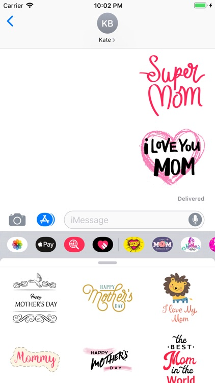 Mother's Day Wishes for Mom IM