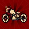 Victor Velez - Merge Motorcycles  artwork