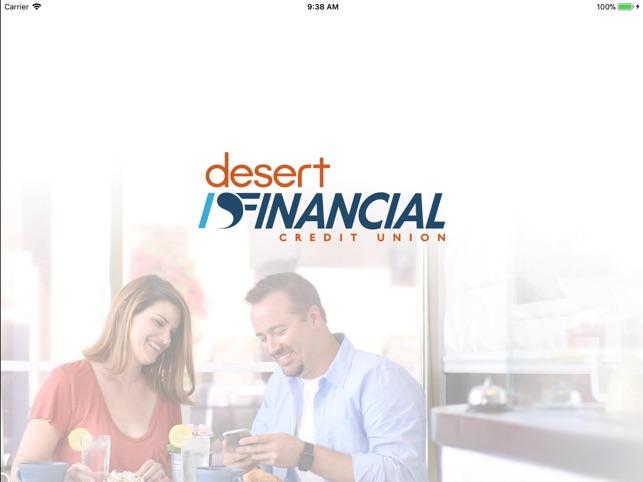 Desert Financial Mobile On The App Store