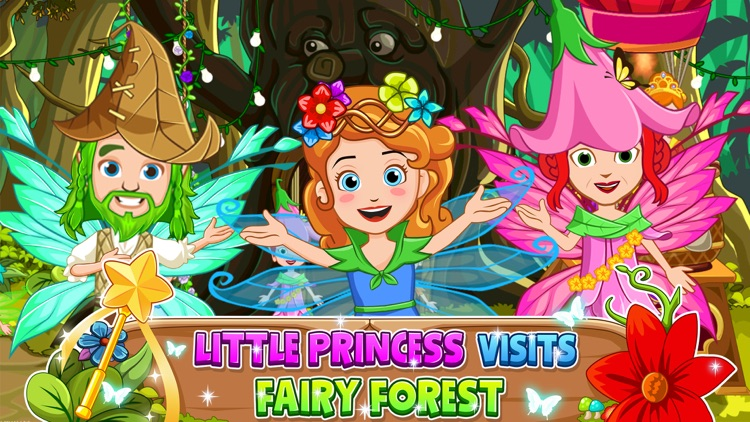 My Little Princess : Fairy screenshot-0