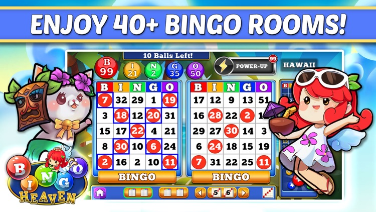 Bingo Heaven: Bingo Games Live screenshot-0