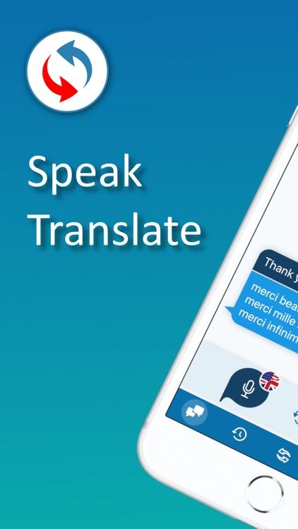 Voice Translator - Reverso