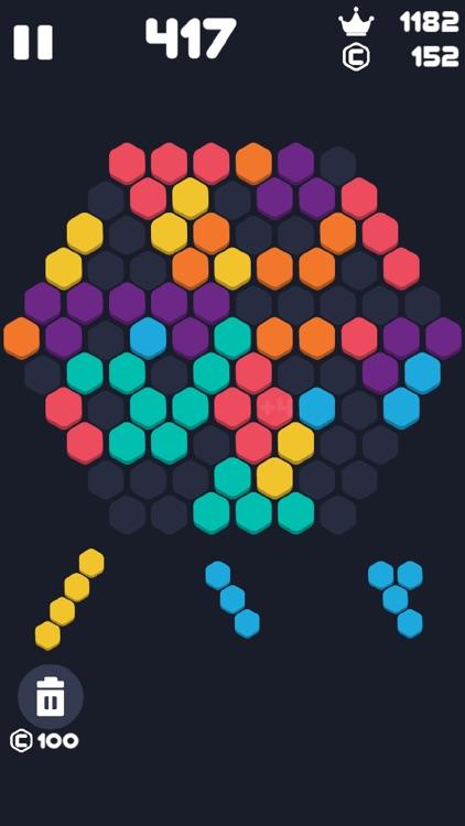Hex Fill : 1010 Blocks Puzzle