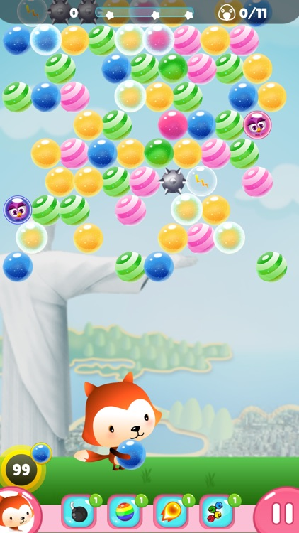 Bubble Birds Pop! screenshot-5