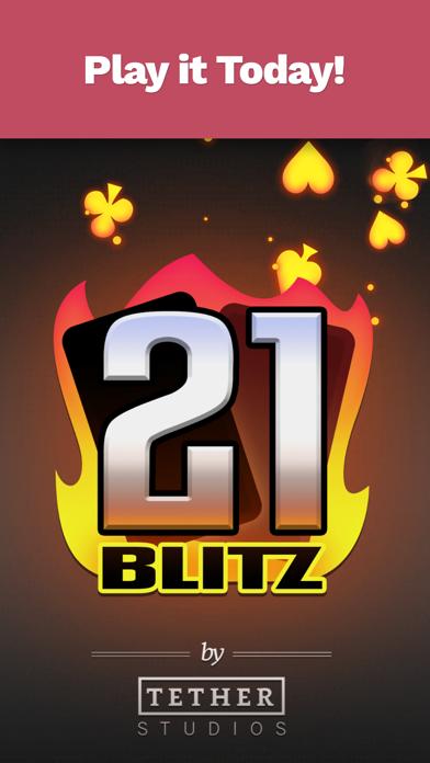 21 Blitz - Solitaire Card Game screenshot 5