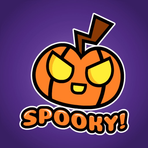 Animated Halloween Stickers ⋆