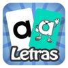 Letters Flashcards (Spanish)