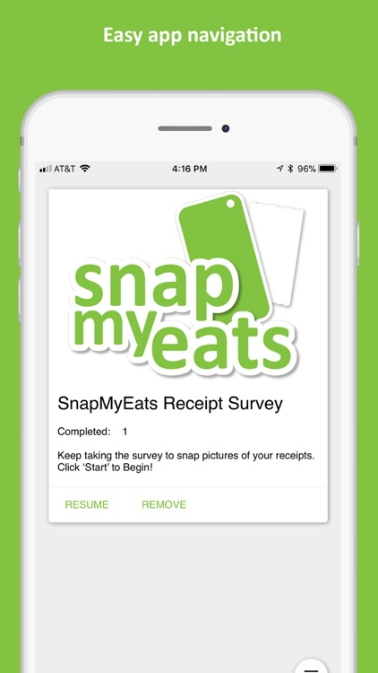 SnapMyEats Gift Cards App by The NPD Group, Inc