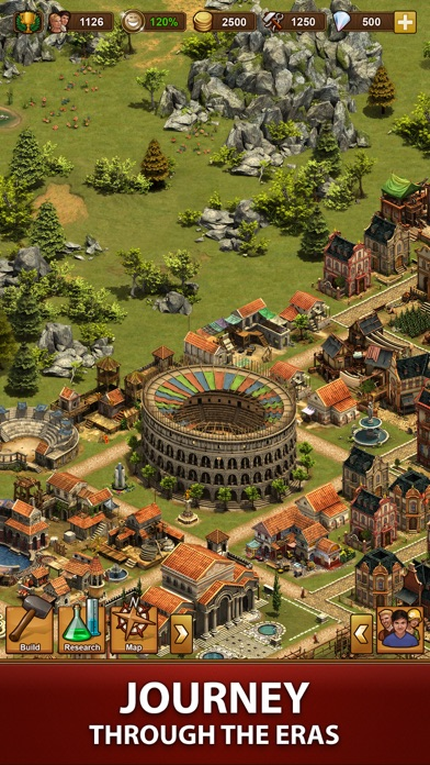 Forge of Empires: Build a Cityのおすすめ画像2