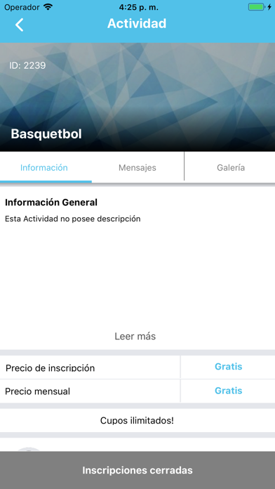 Screenshot for Renca Participa in Colombia App Store