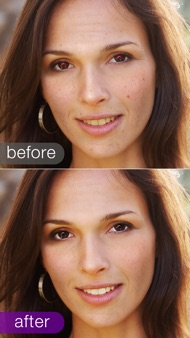 Visage Lab PROHD photo retouch iphone images