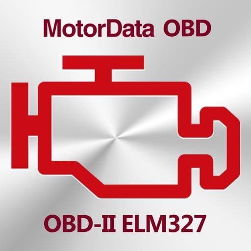 MotorData OBD ELM car scanner