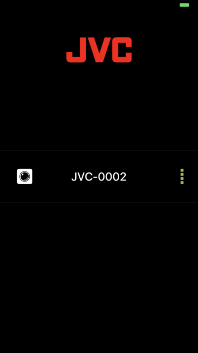 Screenshot for JVC Dashcam in United States App Store
