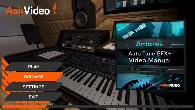 Auto Tune EFX Course By AV screenshot-0