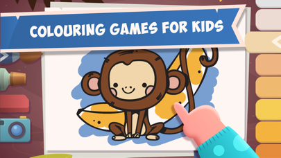 Colouring Games for Kids screenshot three