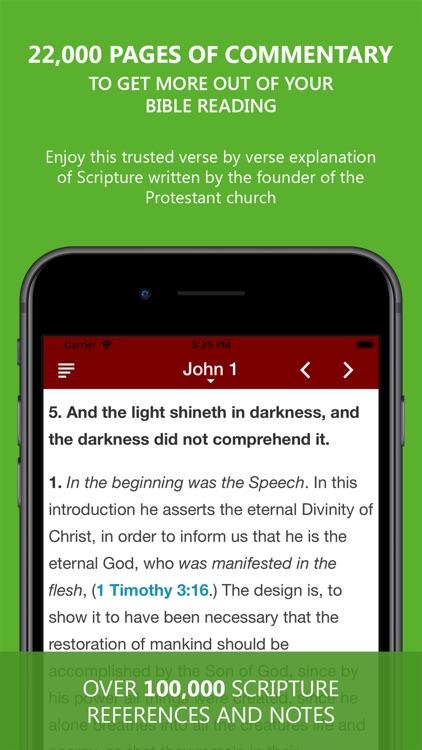 John Calvin Commentary 2.0