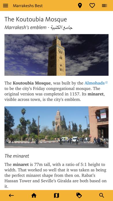 Marrakesh's Best Travel Guide screenshot 2