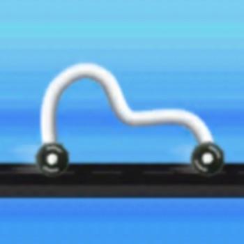 Draw Car 3D Logo
