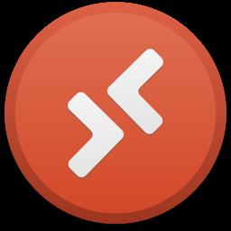 Ícone do app Microsoft Remote Desktop 10