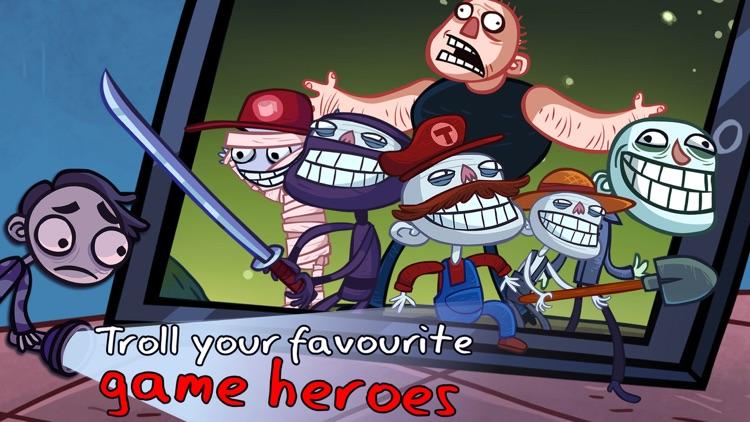 Troll Face Quest Video Games screenshot-0