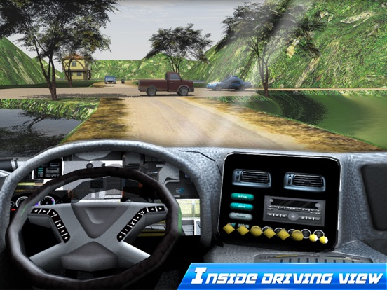 Offroad coach bus simulator screenshot 11