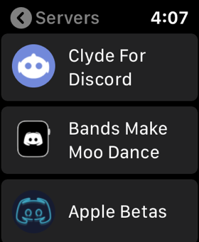 Clyde for Discord App 截图