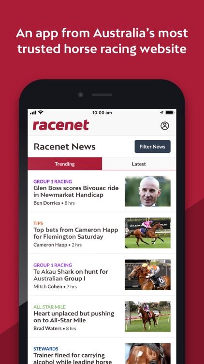 Racenet – Horse Racing Form