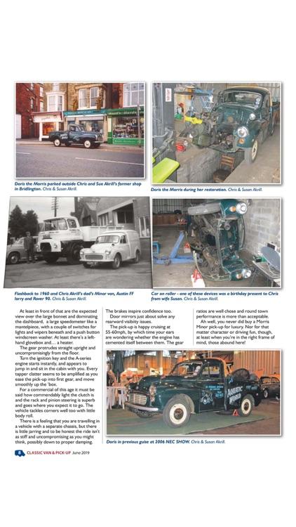 Classic Van & Pick Up Magazine screenshot-7