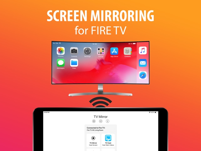 mirror samsung phone to fire tv