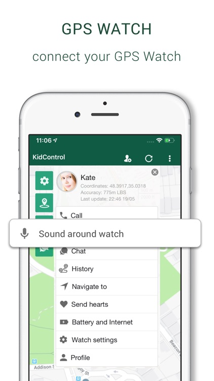 Family GPS Tracker KidControl
