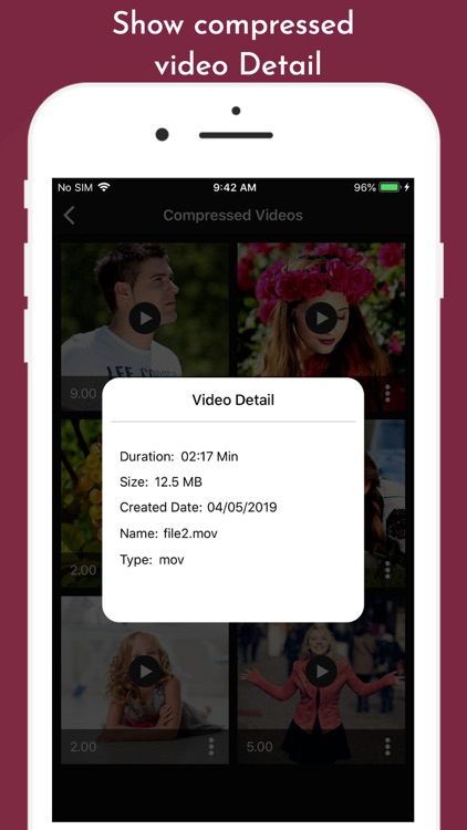 Smart Video Compress PRO screenshot-5
