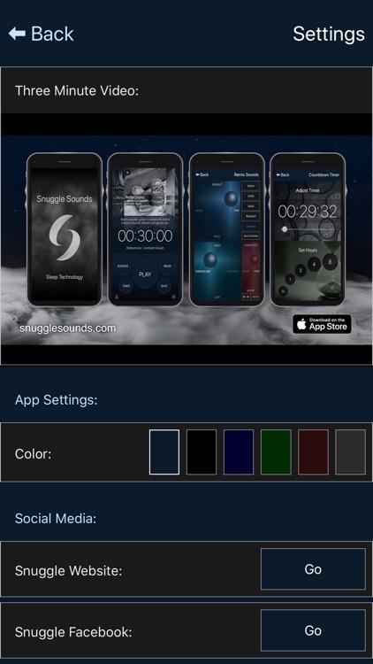 Snuggle Sounds screenshot-6