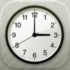 bbcddc - Analog Clock - シンプル時計 アートワーク