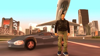 Screenshot for Grand Theft Auto III in Switzerland App Store