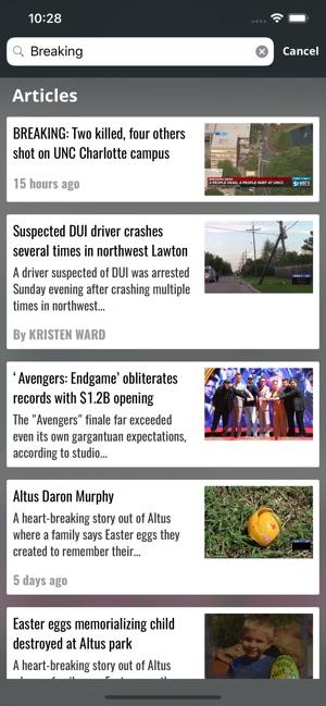 7 News – Lawton, OK on the App Store