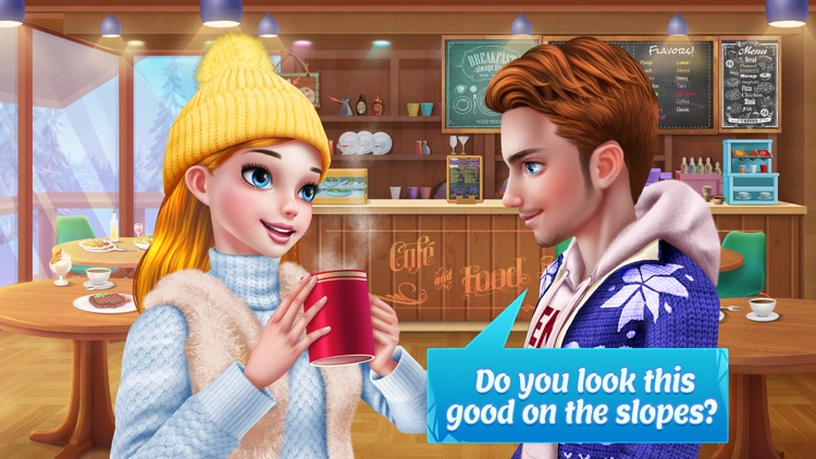 Ski Girl Superstar screenshot-4