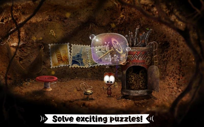 AntVentor: Puzzle-Adventure screenshot 2