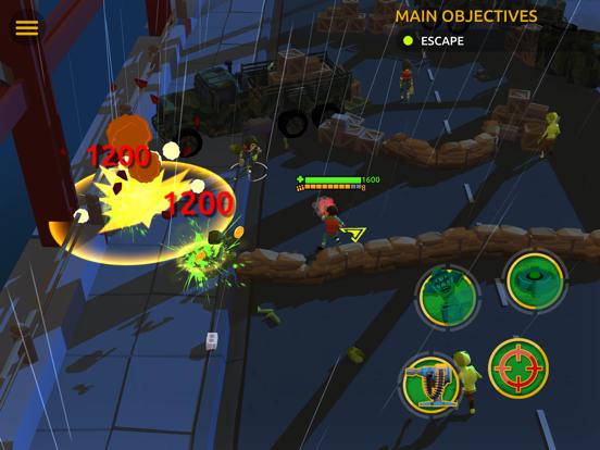 Игра Zombie Blast Crew
