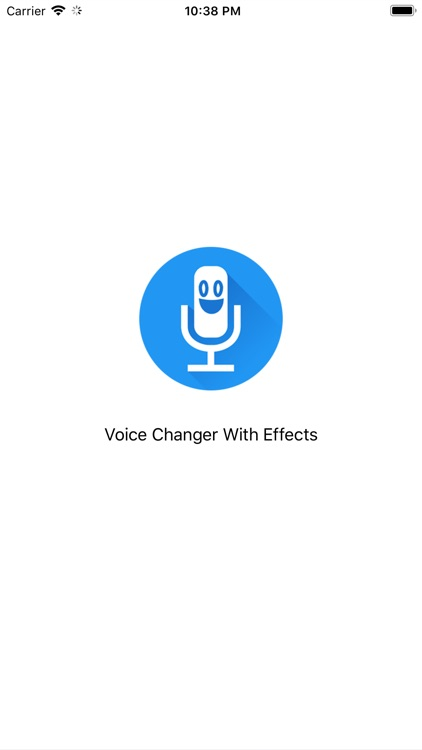 Voice Changer With Echo Effect screenshot-3