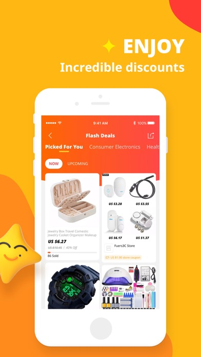 İndir AliExpress Shopping App Pc için